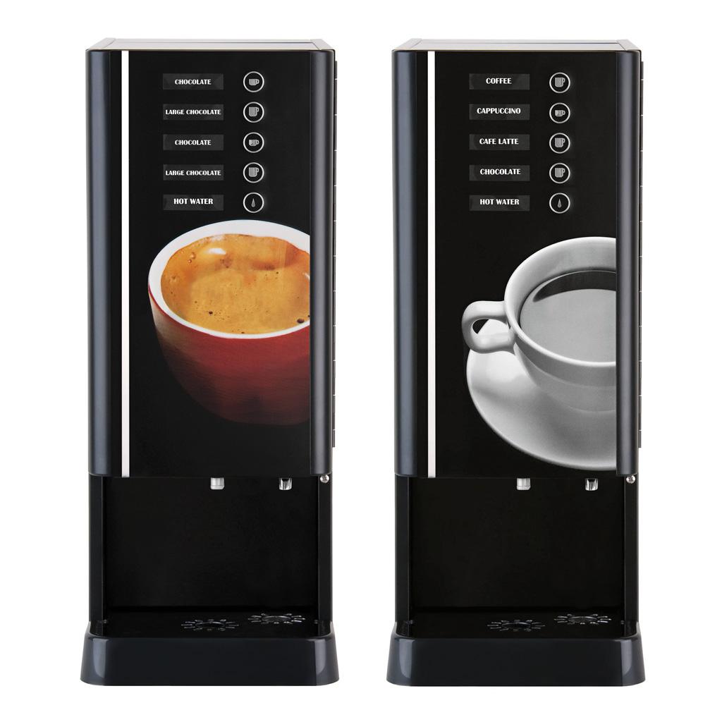Автоматични машини за инстантни напитки