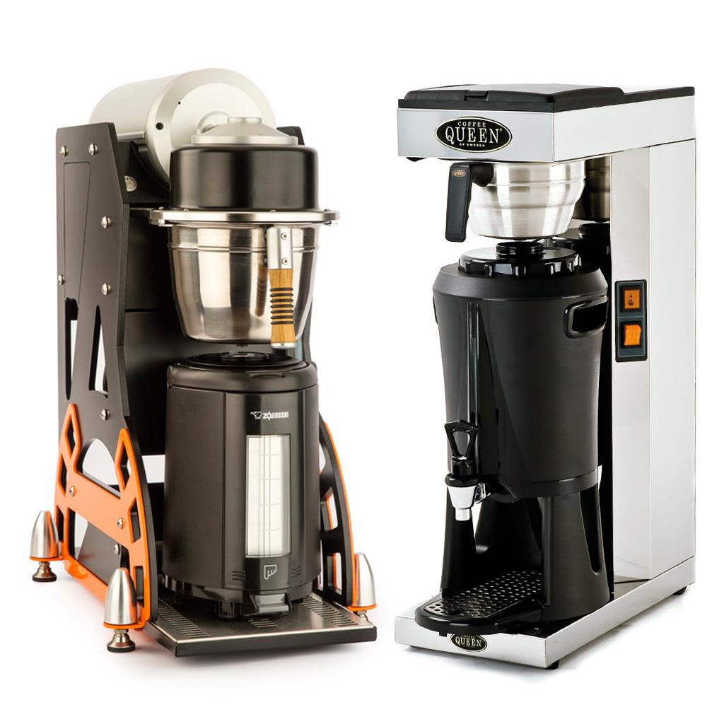 Машини за филтърно кафе с термос