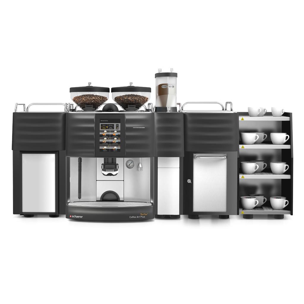 Напълно автоматични кафе машини