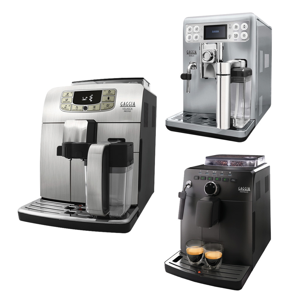 Напълно автоматични еспресо кафе машини
