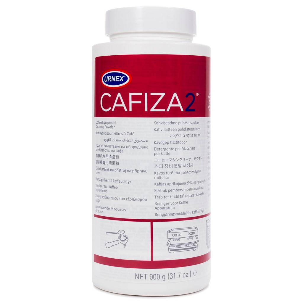 Urnex Cafiza 2 Препарат на прах за почистване на кафе машини