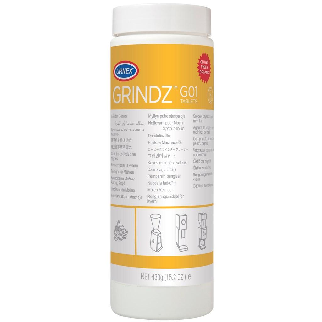 Urnex Grindz Почистващ препарат за кафемелачки