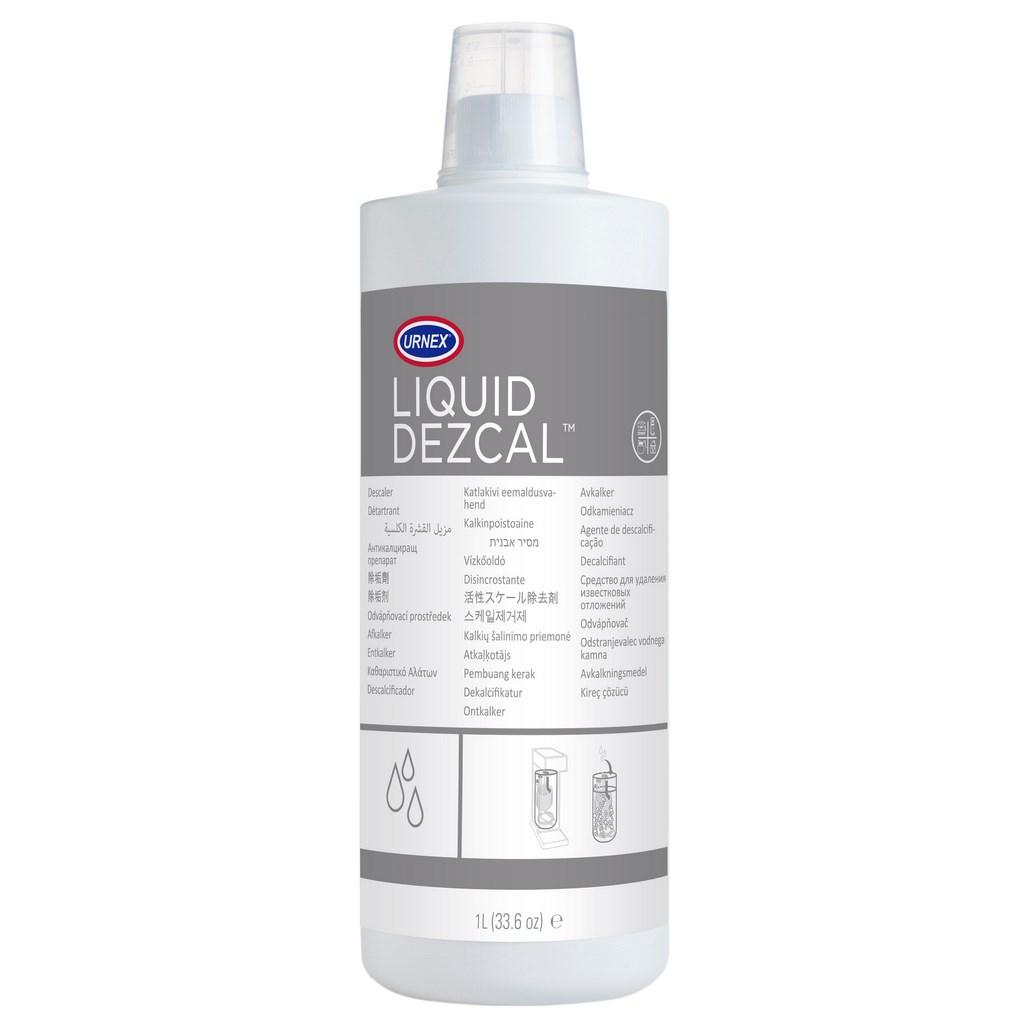 Urnex Liquid Dezcal Течен почистващ препарат за декалцификация